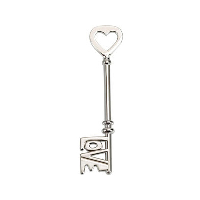Original Sterling Silver Love is the Key® Pendant